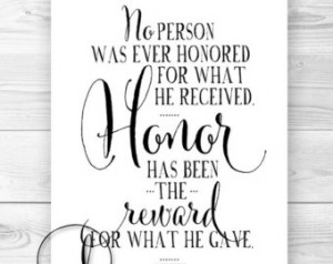 Military Quotes Military quote, honor quote,