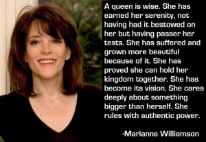 best Marianne Williamson Quotes at BrainyQuote. Quotations by Marianne ...
