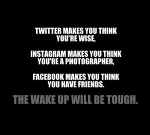 Wake Up Before It's Too Late