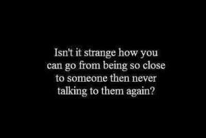 Sad fact