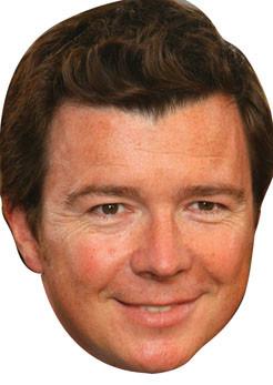 Rick Astley Face