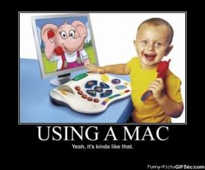 funny mac