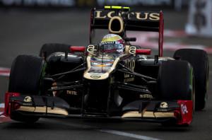 Romain Grosjean, Monaco GP 2012