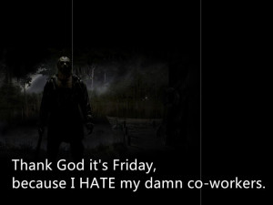 Top Friday The 13th Jokes Quotes 2015