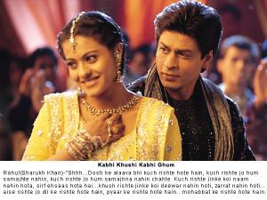 Famous Quotes From Bollywood Movies ~ Great Love Quotes From Hindi ...