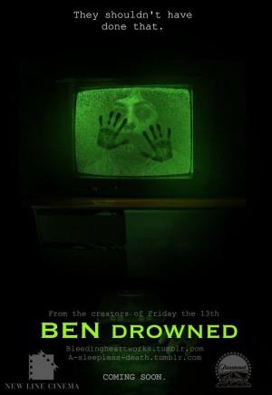 ... Creepypasta Girls, Creepypasta Ben Funny, Drowning Movie, Ben Drowned