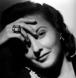 Barbara Stanwyck — photo by George Hurrell (for Frank Capra's Meet ...