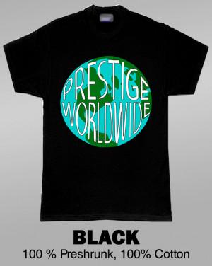Step Brothers Prestige Worldwide T Shirt