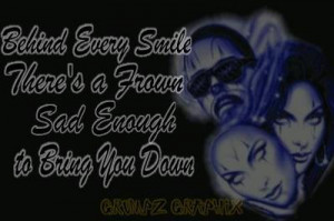 Sad Gangster Quotes And Sayings Graphics - LayoutLocator.com - Search ...