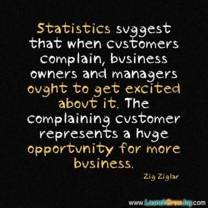 Great quote from Zig Ziglar