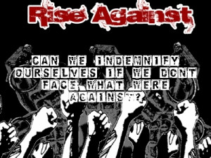 Rise Against + Quote by DemonicSX