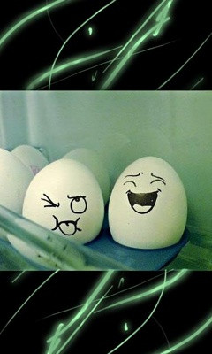 LOL Face Eggs | Funny Pictures Quotes Egg Sayings