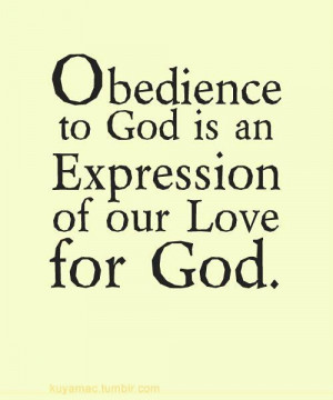 When looking at scripture, it is quite clear the blessings we receive ...