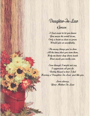 Mothers Day Quotes From Daughter In Law Beautiful Mothe...