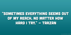 Tarzan Love Quotes Tarzan quote 24 awesome movie