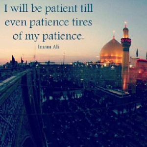 Wonderful words from Imam Ali (as)