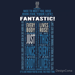 9th Doctor Tardis Ninth doctor quotes