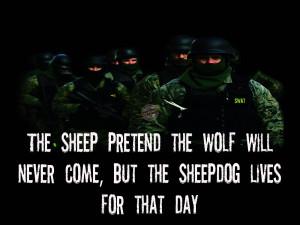 """Swat """"Sheepdog"""" Poster"""