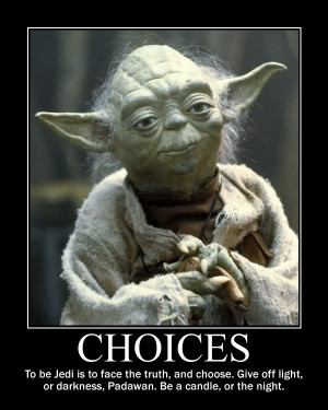 Yoda Quotes Moment, to our being.