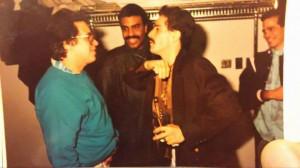 Hector Lavoe y Frankie Ruiz
