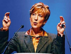 Carly Fiorina Air Quotes photo carlyairquotesreversed.jpg
