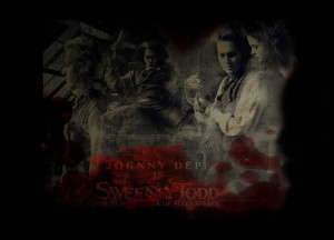 Sweeney Todd Wallpaper Funny