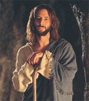 Henry Ian Cusick as Jesus from 2003's