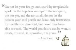 Ayn Rand, Atlas Shrugged