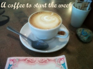 Home drink Monday Coffee Quotes