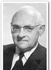Born: August 12, 1905 Died: June 26, 1988 Occupation: Theologian