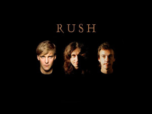 ... of Classic RUSH...Removing the ghost framing from around the band