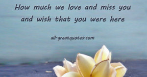 ... In Loving Memory Birthday Quotes admin − May 28, 2015 in love quotes