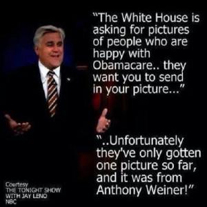 Obamacare / Healthcare humor - Jay Leno