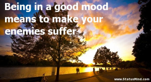 ... make your enemies suffer - Diogenes of Sinope Quotes - StatusMind.com