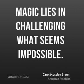 carol moseley braun carol moseley braun magic lies in challenging jpg
