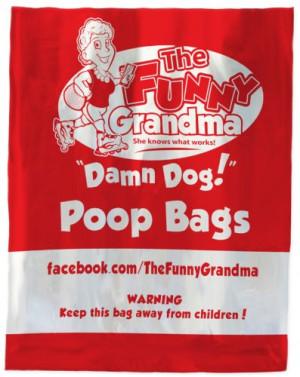Damn Dog Poop Bags