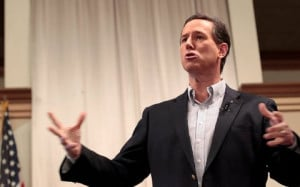 Santorum Watch – Day 51: College is for Snobs and Other Great Quotes