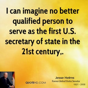 Jesse Helms Quotes