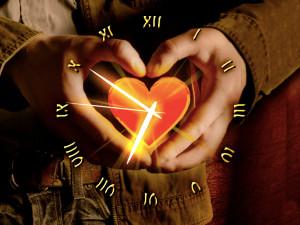 Love Heart Clock Screenshots