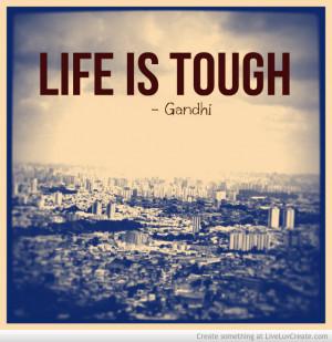 Funny Gandhi Life Quote