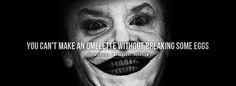 quote said by Jack Nicholson in