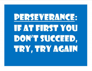 Perseverance Quotes Perseverance quotes