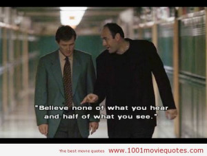 The Sopranos (TV Series 1999–2007) quote