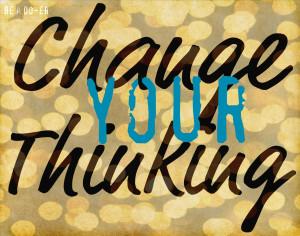 Change Your Circumstances