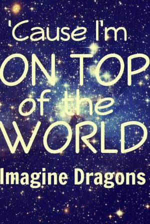 best imagine dragons quotes quotesgram