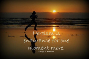 Tags: Endurance , quote