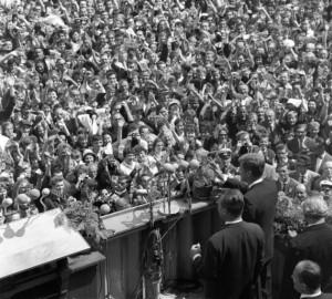 John F Kennedy Speech Berlin Wall
