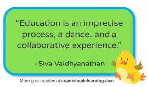 Great Educational Quotes