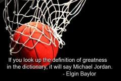 Elgin Baylor Basketball Quotes HD Wallpaper