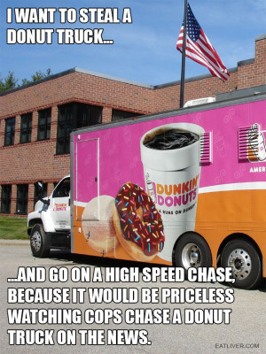 ... do for a donut this big top humor # donuts # police # cops # funny